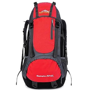 Chomo 55L mochila de senderismo Trekking Mochilas Deporte Al Aire Libre Impermeable Mochila Bolsa para camping