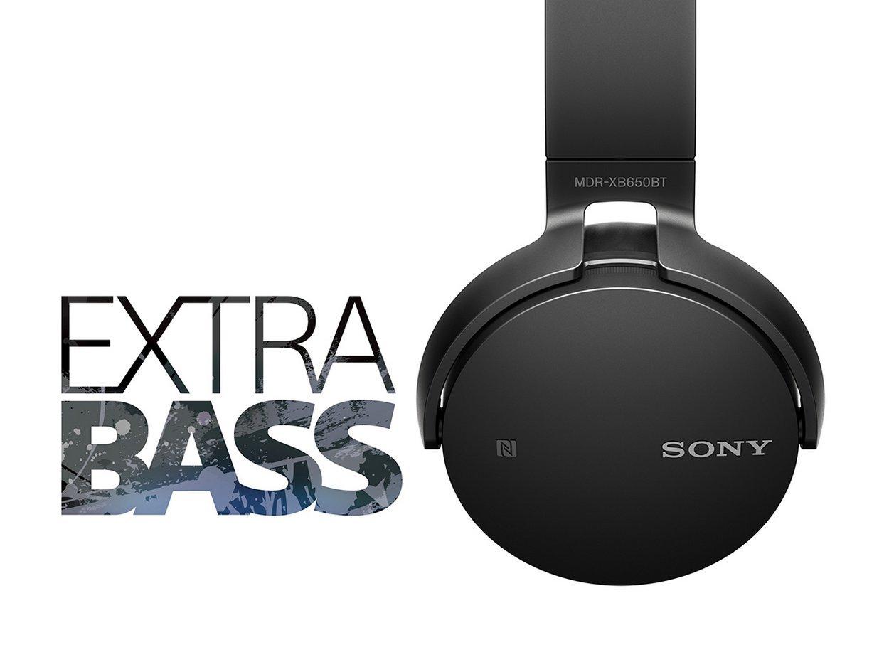 Sony Mdrxb650bt B Extra Bass Bluetooth Headphones Black Headphone Jack Wiring A Pair Of Home Audio Theater