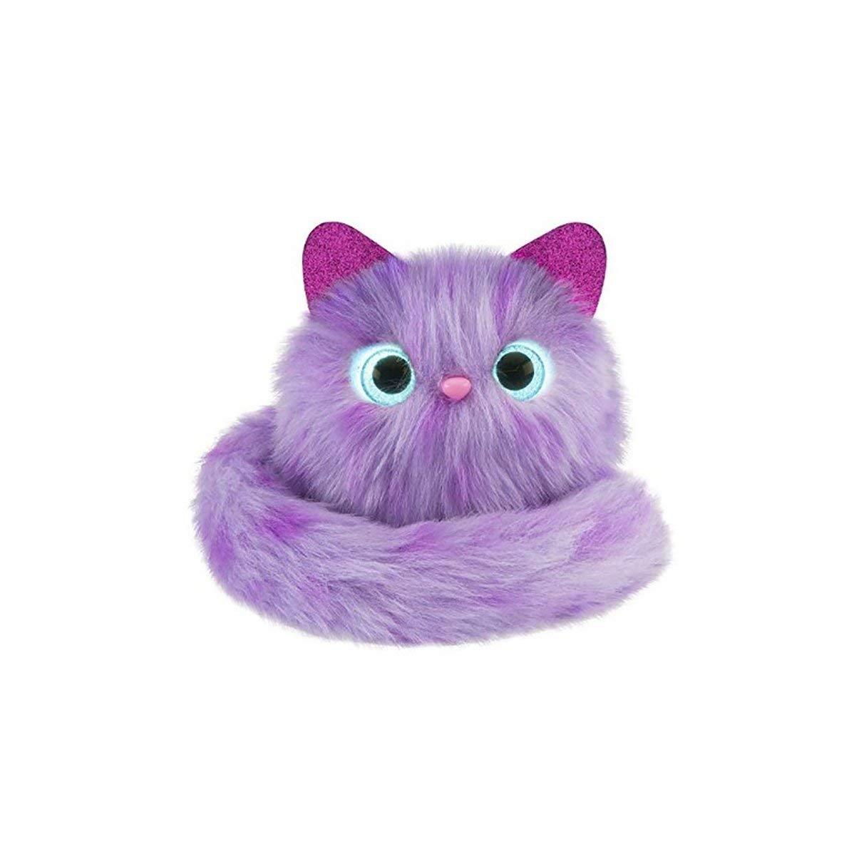 Surprise Pomsies Cat Plush Interactive Toys Pomsies Cute Funny Toys For Children Triamisucake