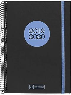 Miquelrius agenda escolar con espiral 2019 2020 semana vista ...