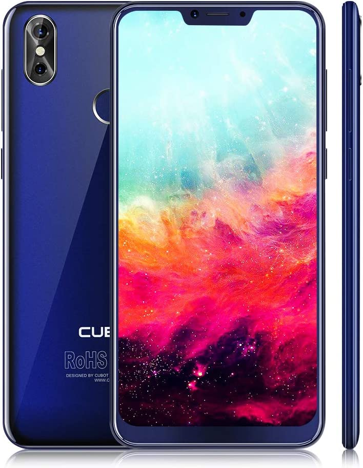 CUBOT P20 4G Smartphone Móviles Libres Android 8.0 LTE Pantalla ...