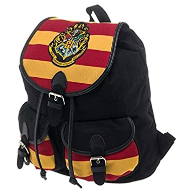 a0b89e3e9e Image Unavailable. Image not available for. Color  Harry Potter Hogwarts  Knapsack Backpack ...