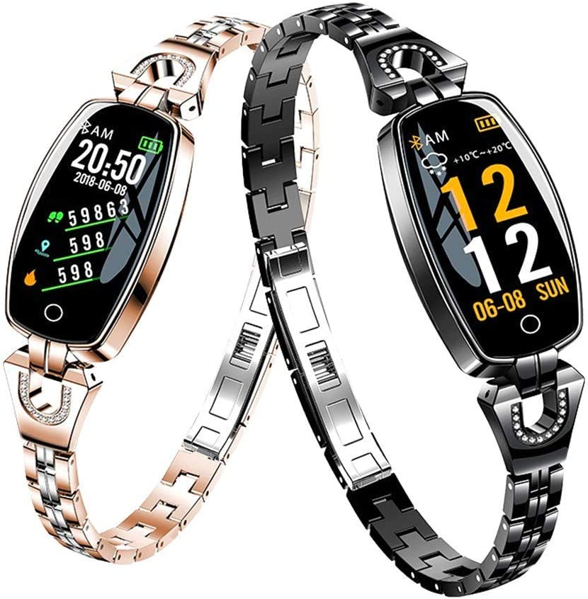 X'traEdition Blood Pressure, Heart Rate Monitor Bracelet Smartwatch