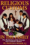 Many beautiful; traditional religious customs that will give Catholic homes a truly Catholic spirit year round: E.g.; blessing of children; name days; feast days; Advent and Christmas customs; etc. Great reading for all. Essential to h...