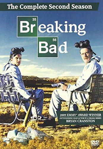Breaking Bad: Complete Second Season [DVD] [Region 1] [US Import] [NTSC]