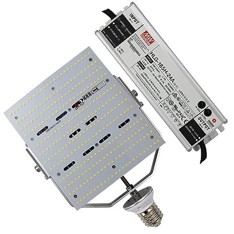 200w led parking lot shoebox light retrofit 1000watt metal halide