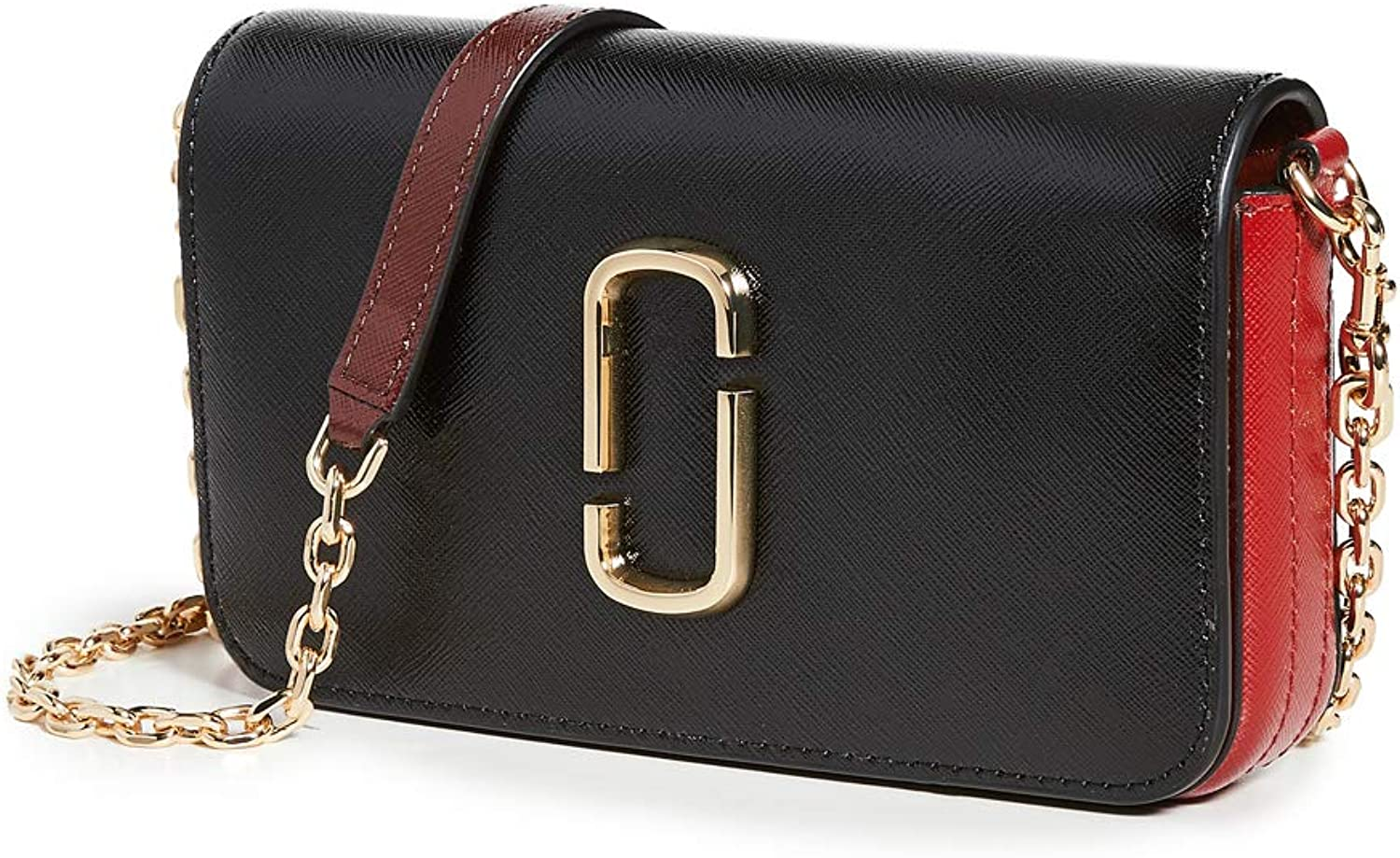 The Marc Jacobs Women's Snapshot Crossbody with Chain