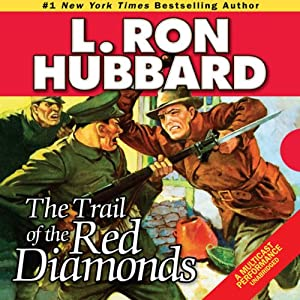 The Trail of the Red Diamonds Audiobook