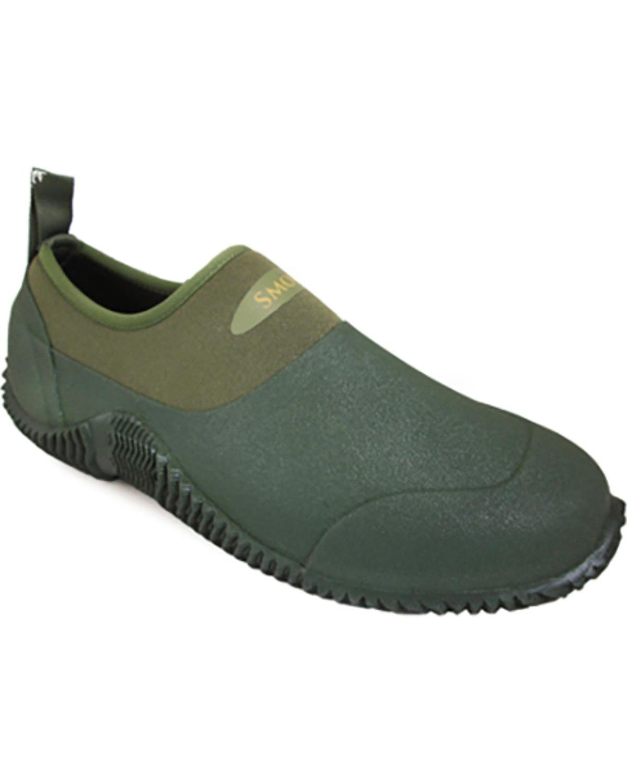 Smoky Mountain Men's Amphibian Casual Shoes Green 11 D by Smoky Mountain