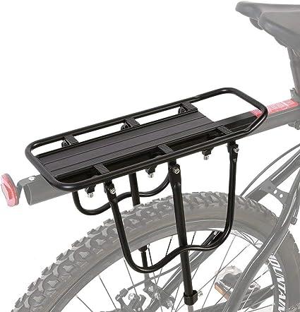 Bicycle Bike Aluminum Bicycle Frame Rear Luggage Rack Shelf