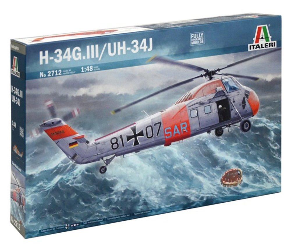 Italeri 2712 1: 48 - UH-34J