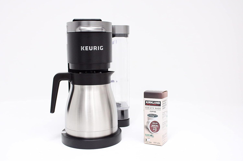 Keurig K-Duo Single-Serve /& Carafe Coffee Maker Free Shipping