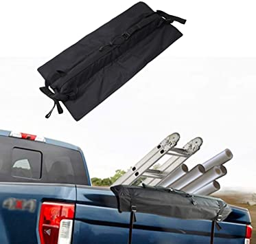Pad w// Straps Tailgate Cushioning Mat Protector for Mid-Size Pickup //Ford F150