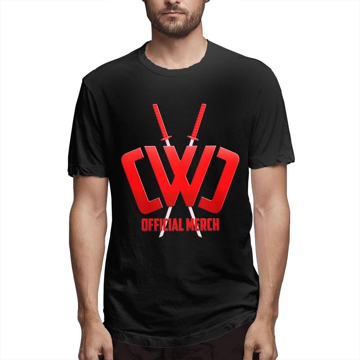 Amazon.com: NOJFPAF Mens CWC Chad Wild Clay Ninja Short ...