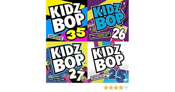 Amazon.com: 50 Great Kidz Bop Songs: KIDZ BOP Kids: MP3 Downloads