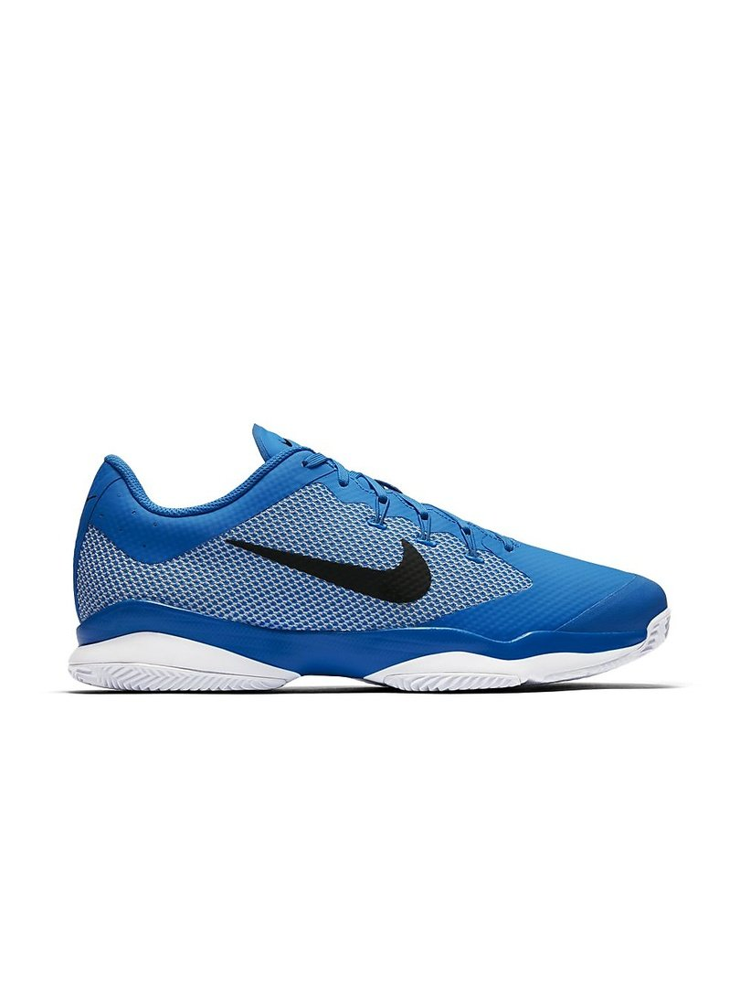 Nike Performance Herren Tennisschuhe Air Zoom Ultra Clay  10|LT PHOTO BLUE/BLACK-WHITE-