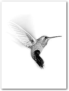 """Fire Hummingbird 42/"""" x 24/"""" LARGE WALL POSTER PRINT NEW."""