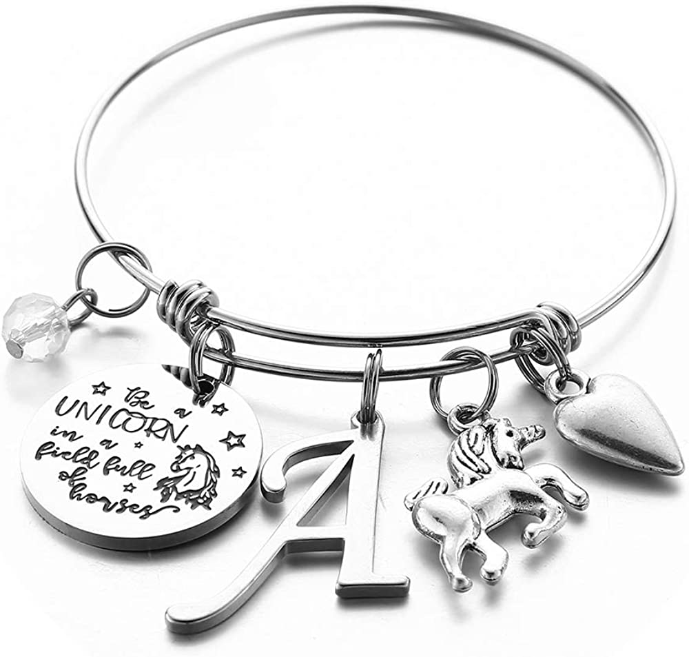 Girls Gifts,Teen Gifts for Pony Loving Girls Horse Gifts Electrobuyonline Horse Bracelet Gift for Girls Birthday Gifts for Girls Horse Jewelry Infinity Bracelet Horse Charm