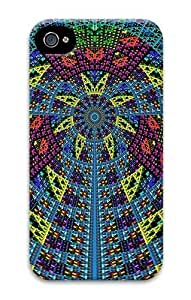 IMARTCASE iPhone 4S Case, Aztec Calendar Tattoo Designs PC Hard Plastic Case for Apple iPhone 4S and iPhone 4 by heywan