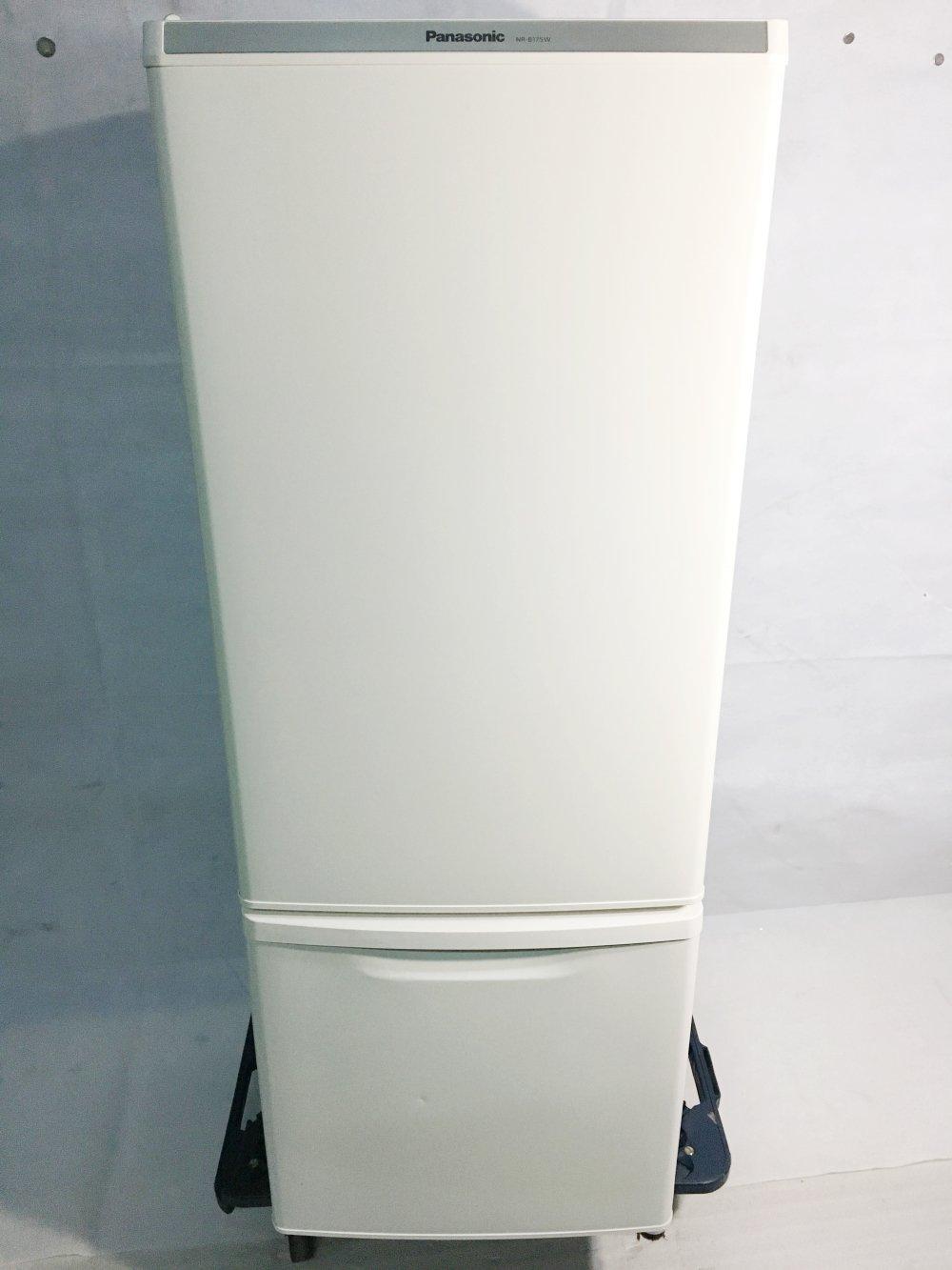 安いそれに目立つ パナソニック 2ドア冷蔵庫(168L) B00A2MGQO0 NR-B175W-W パナソニック ホワイト ホワイト B00A2MGQO0, aigrip:9348400b --- diesel-motor.pl