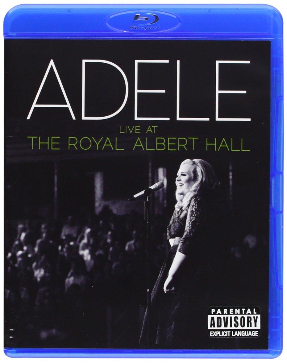 Adele: Live At The Royal Albert Hall [Blu-ray]