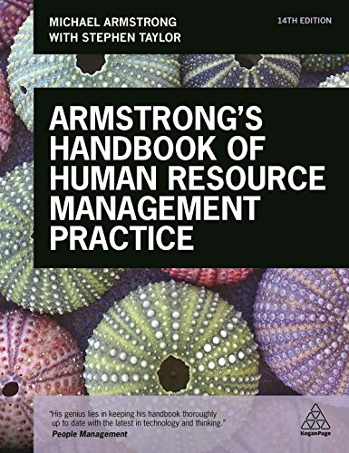 Armstrong's Handbook of Human Resource Management Practice: Building Sustainable Organisational Performance Improvement