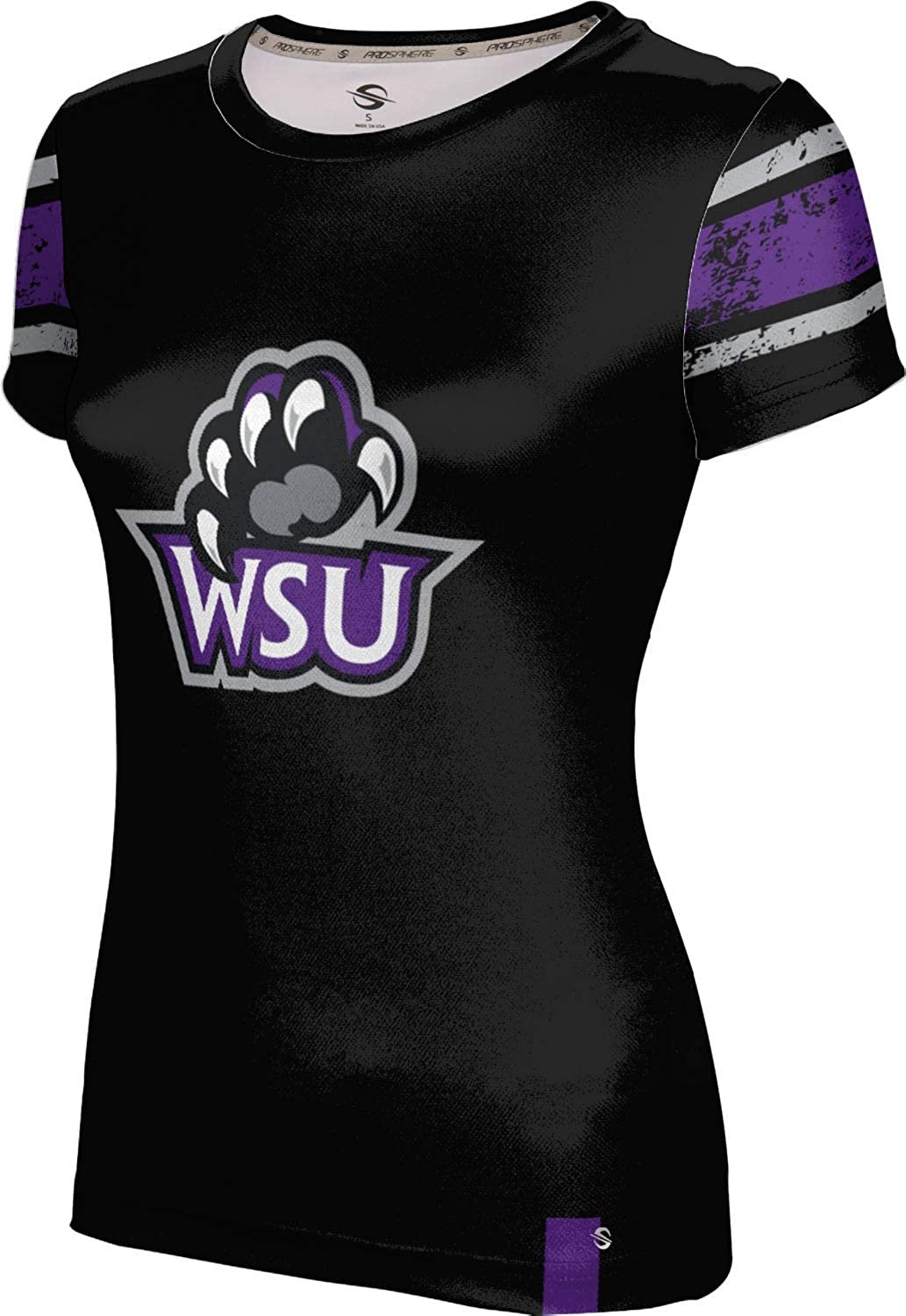 End Zone ProSphere Weber State University Girls Performance T-Shirt