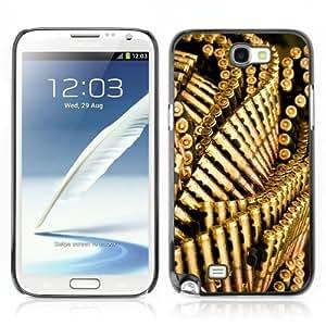 YOYOSHOP [Bullets] Samsung Galaxy Note 2 Case