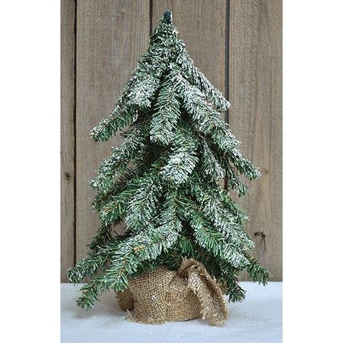 Heart of America Frosted Tree 18''