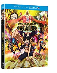 One Piece Film: Gold Movie (Blu-ray/DVD Combo + UV)