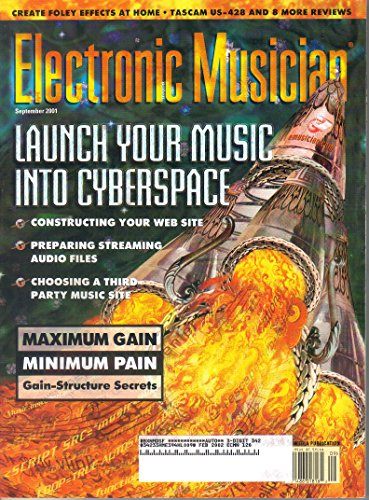 Electronic Musician Magazine, September 2001 (Vol. 17, No. 9)
