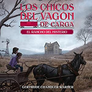 El Rancho del Misterio [The Ranch of Mystery] Audiobook