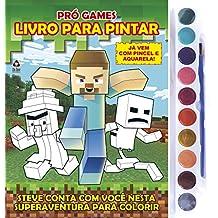 Pró Games: Livro Para Pintar