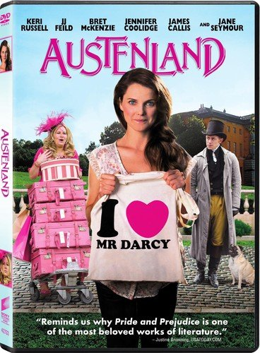 DVD : Austenland (Widescreen, Dolby, AC-3)