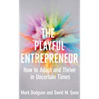 The Playful Entrepreneur: How to Adapt and Thrive in Uncertain Times