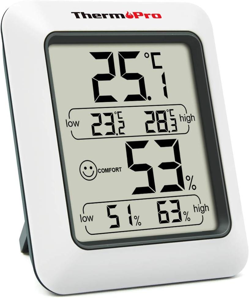 温湿度計の人気おすすめランキング15選【おしゃれだけど高性能なモデルも】