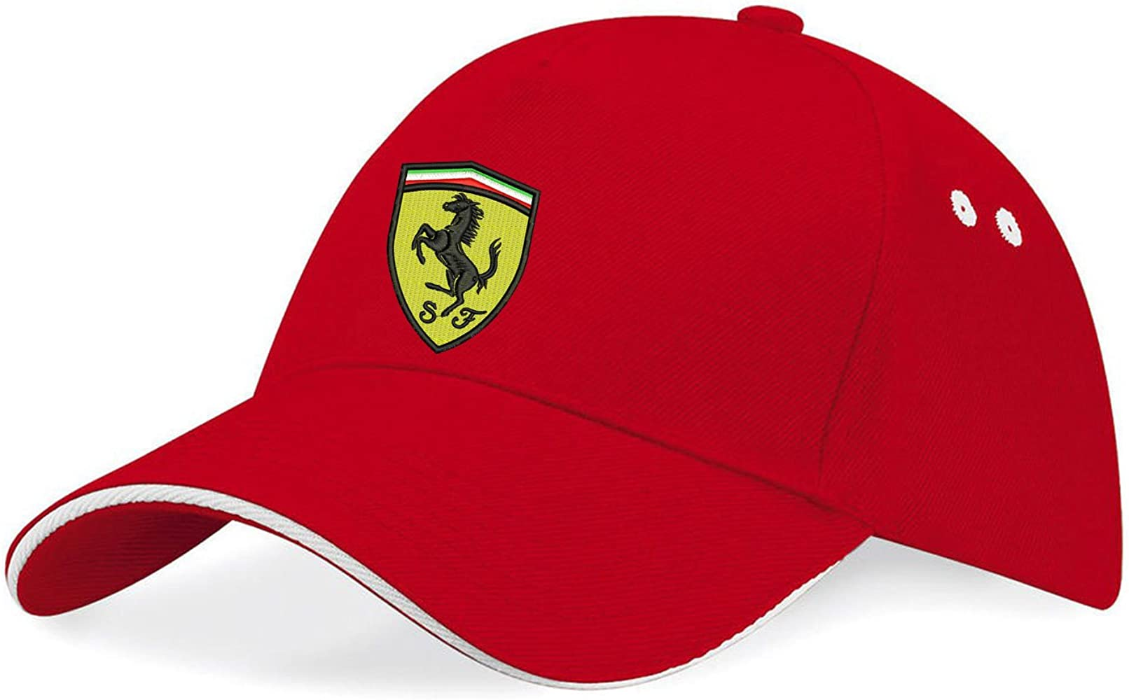Ferrari Gorras de béisbol Bordado súper una Primera Calidad - k ...