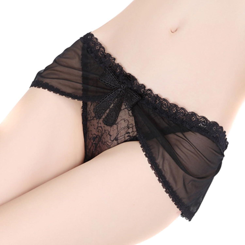 Ladies In See Through Panties