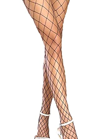 9baab4324a5e1 WHALE FISH NET POT LARGE HOLE FENCE DIAMOND BLACK FISHNET TIGHTS NEW AMBER  ROSE COLLECTION: Amazon.co.uk: Clothing