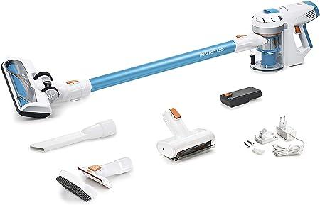 Invictus X7 Aspiradora sin Cable y sin Bolsa con luz LED: Amazon.es: Hogar