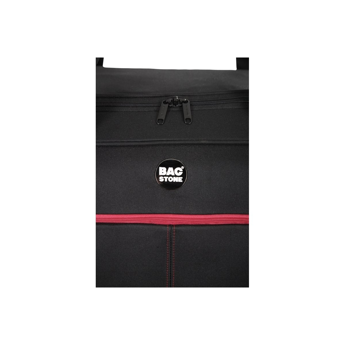 BAG-STONE - Bolsa de viaje Negro negro L - 3 semaines: Amazon.es: Equipaje