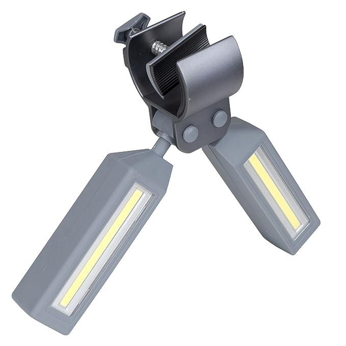 Vorzeltbeleuchtung mit 48 LED/´s inklusive Fernbedienung dimmbar erweiterungsf/ähig /• LED Leiste Beleuchtung Vorzelt Vorzeltlampe Vorzeltleuchte