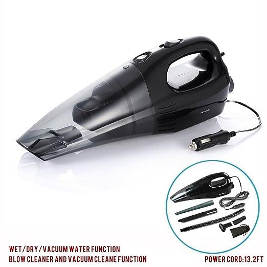30 opinioni per Keynice 85W Wet/ Dry Aspirapolvere per auto e Soffiare con tanti accessori a