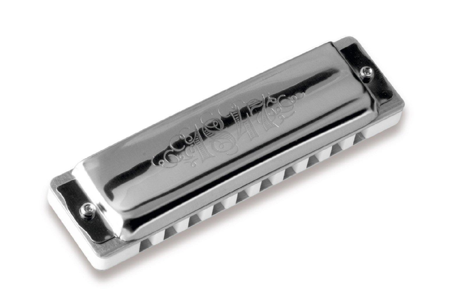 Seydel 1847 Silver Harmonica - Key of C