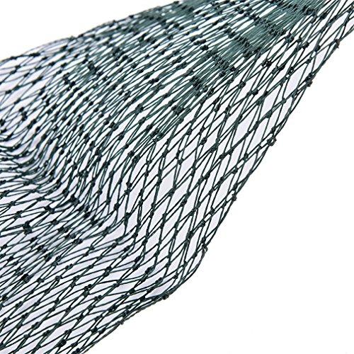 Samearon New 1Pc Foldable Fishing Nets Fish Pot Trap Filet De Peche Rete Pesca Fish Drying Nylon-Fishing-Net Creels