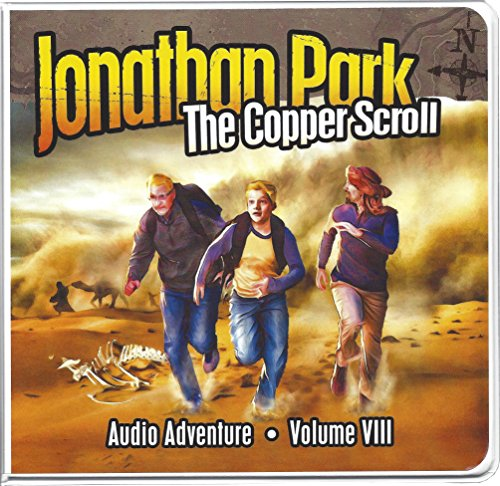 Jonathan Park Volume 8: The Copper Scroll