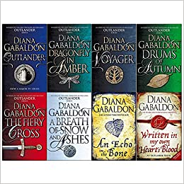 Outlander Books Collector's Set