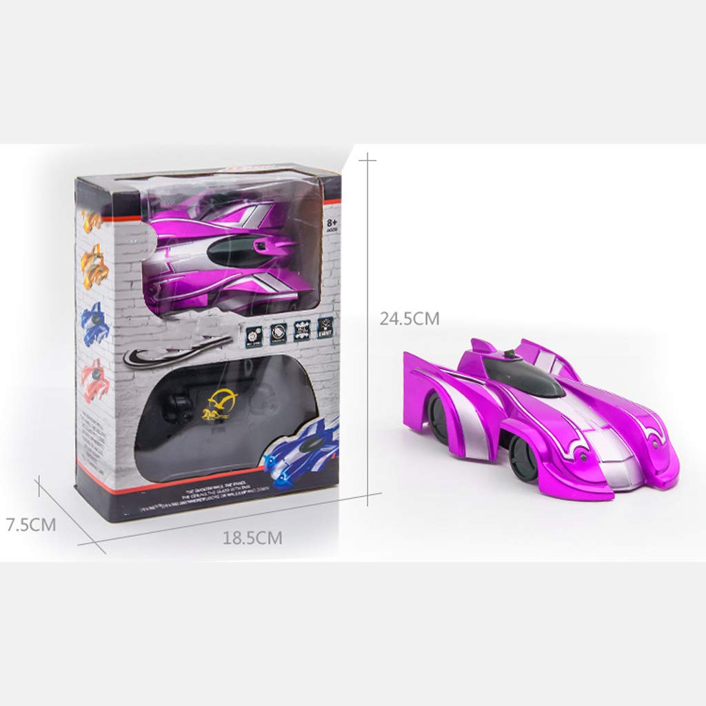 B Modelo eléctrico del coche de la carga por USB del coche que sube eléctrico de la parojo, coche de juguete teledirigido inalámbrico 2.4G, coche de carreras de la deriva del coche del control remoto, co