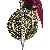 "Woo Hing Plastic FTY 20"" Gladiator Shield W/29 Sword Standard"