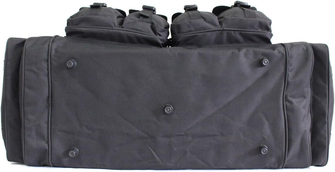 NPUSA Tactical Military Molle Gear Duffle Shoulder Strap Outdoor Travel Range Bag